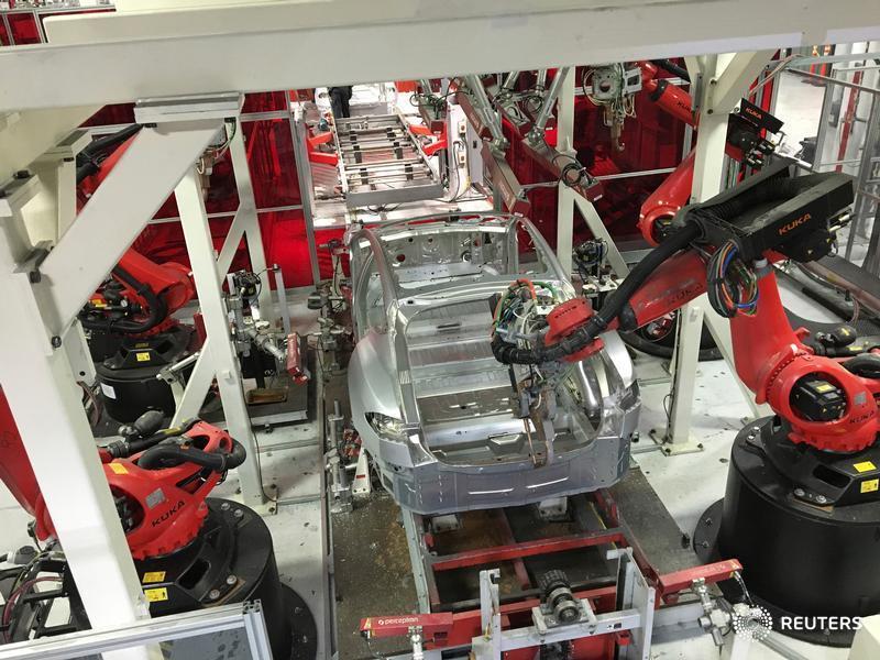 Automation, robotics, technology
