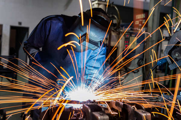 New welding safety standard published