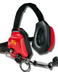 Headset for headgears