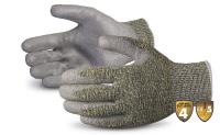 Emerald gloves prevent cuts