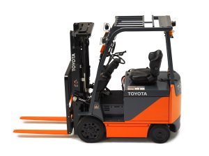 Electric lift-trucks