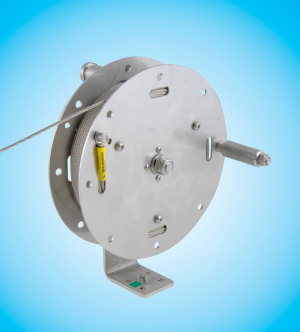 Stainless steel grounding reel
