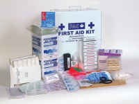 First aid kit and more