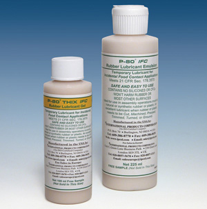 Industrial lubricant is worker-safe