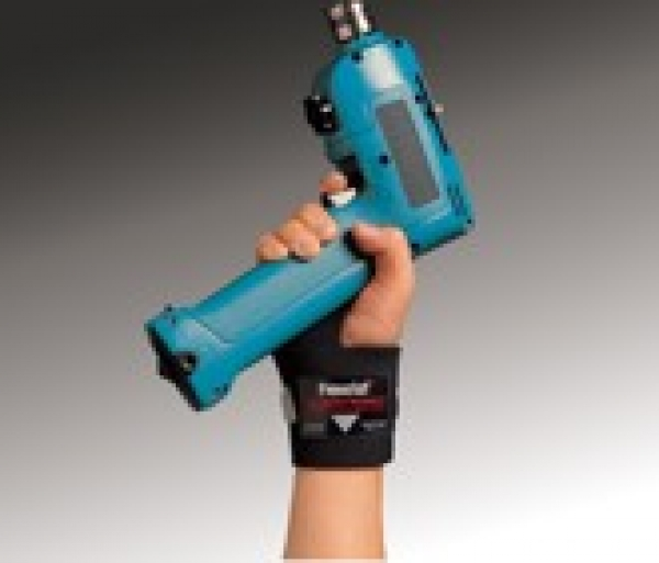 Safety line featuring wrist supports, kneepads and back supports