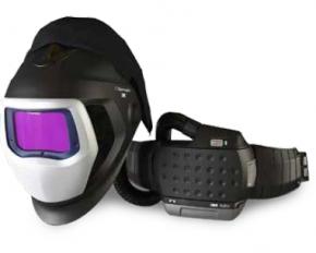 Respirator for welders