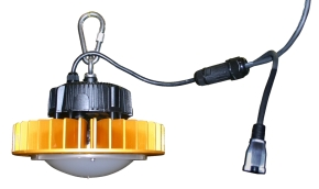 LED temporary high bay light