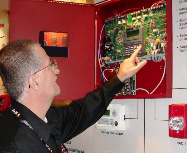 Fire alarm upgrades