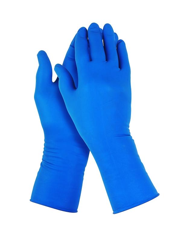 Solvent glove