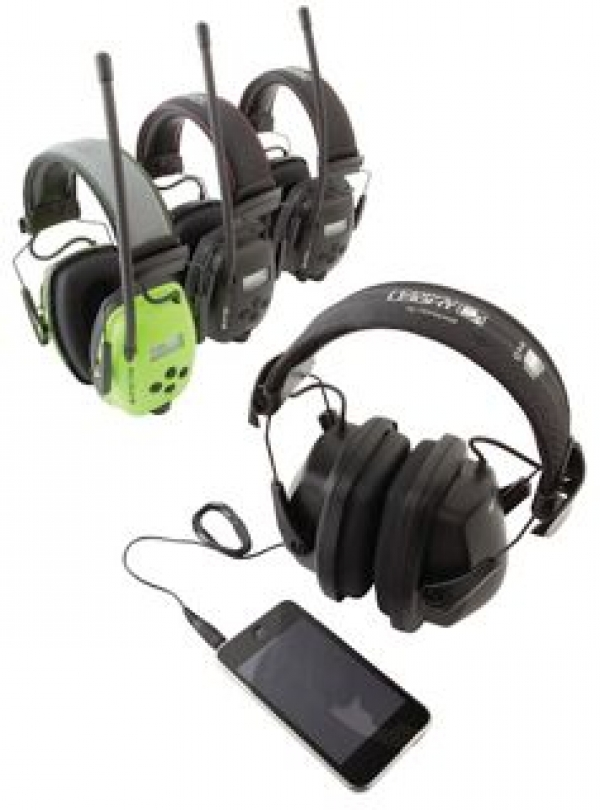 Personalized hearing protection