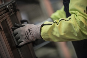 Safety sleeve offers cut protection, abrasion resistance