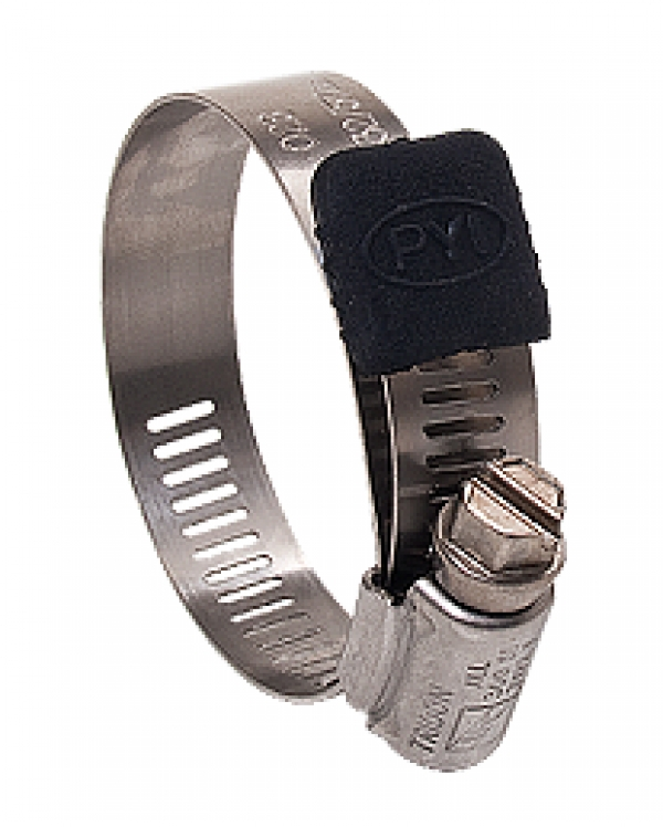 Hose clamp jacket