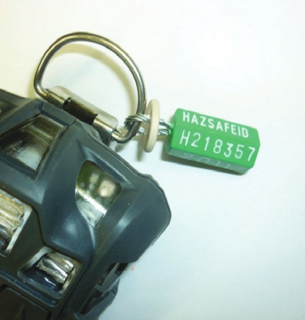 Safety tagging
