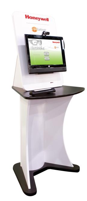 Eyelation kiosk