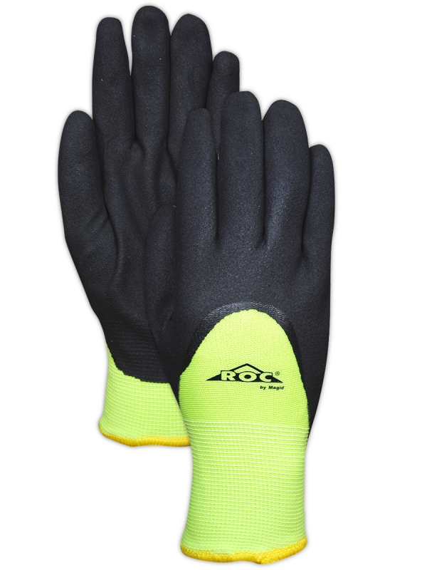 Cut-resistant winter glove