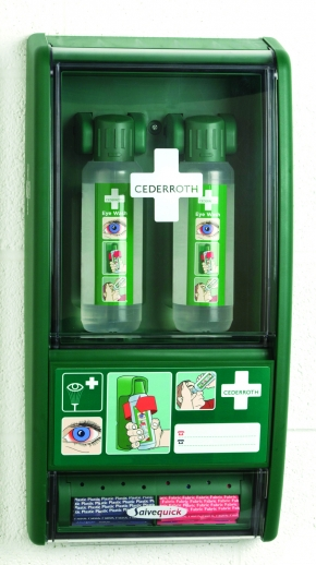 Cederroth first-aid station