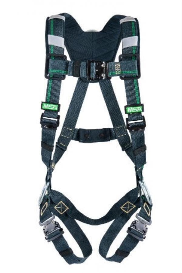 Arc flash full body harness