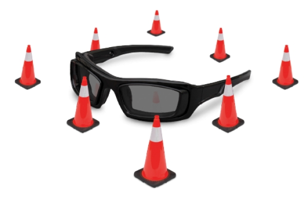 Prescription safety glasses program