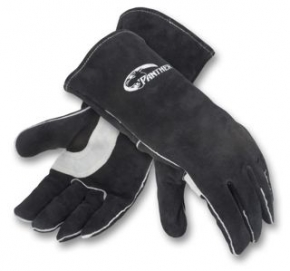 Leather for welders