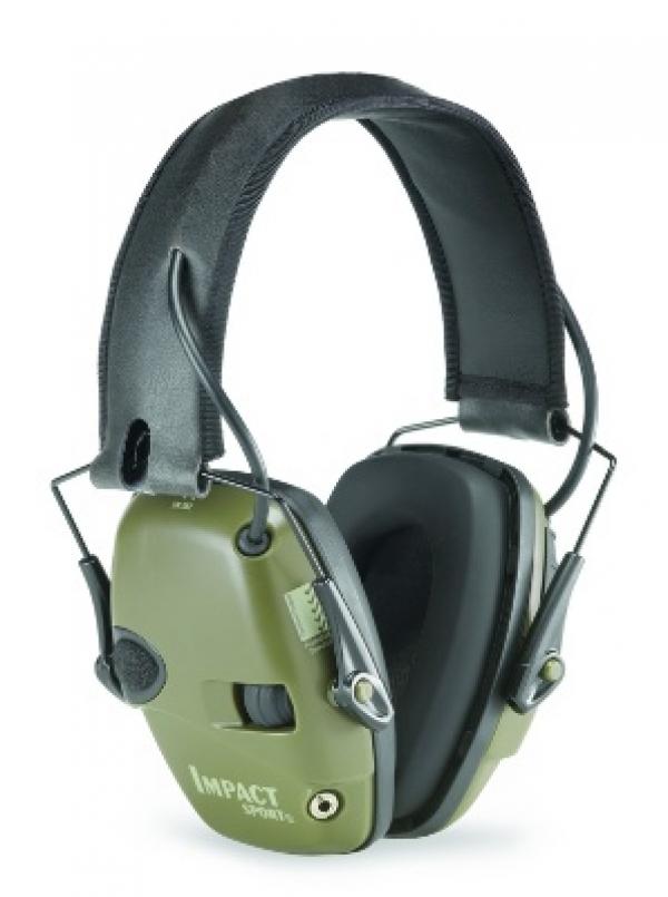 Amplifier earmuffs