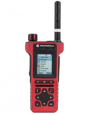 Radio for explosive environments