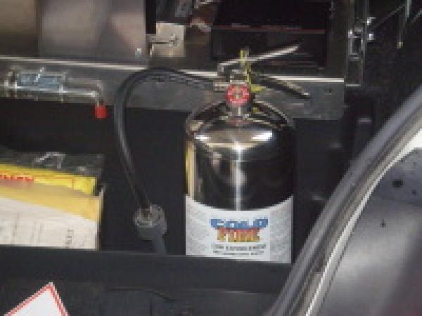 Eco-friendly extinguisher