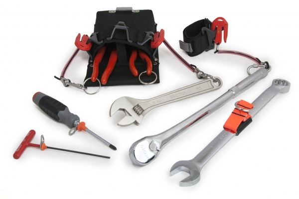 Tethered tools