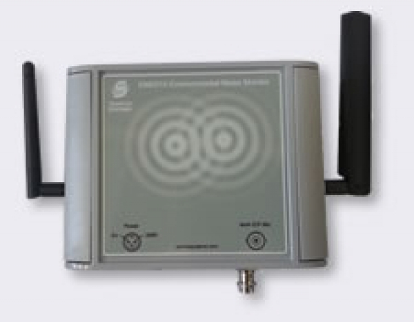 Wireless environmental noise monitor