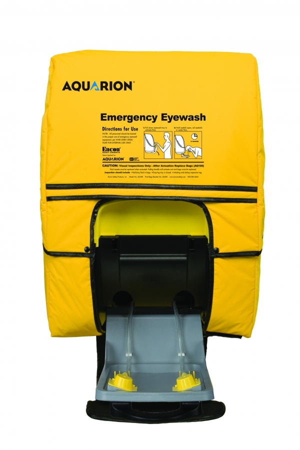 Aquarion self-contained eyewash
