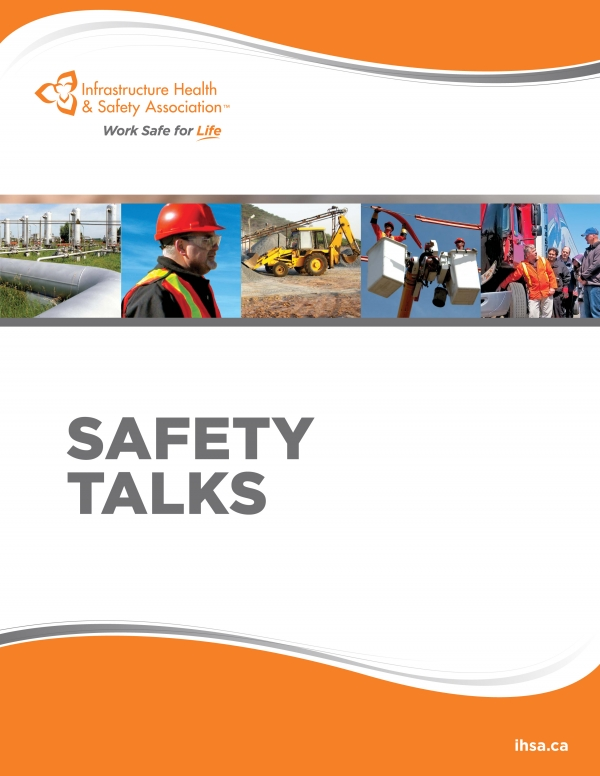IHSA's updated  Safety Talks Manual