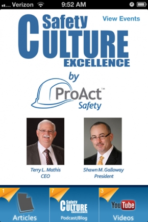 Safety culture app