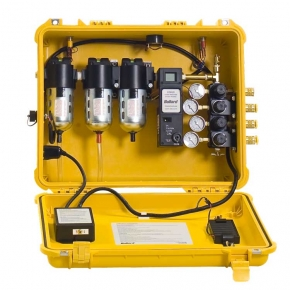 'CAB' air filtration system
