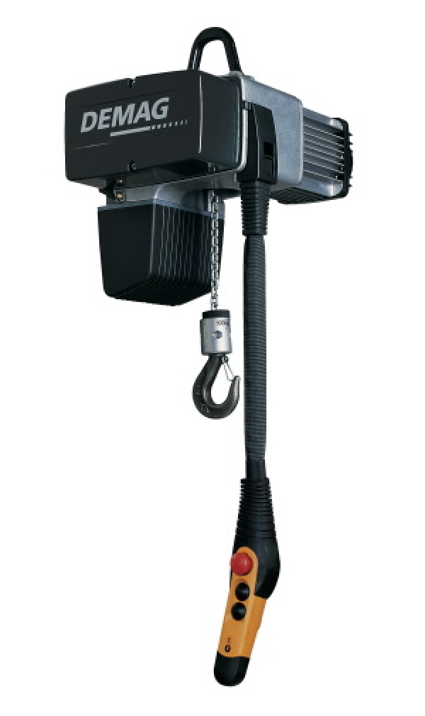 HMI-certified chain hoist
