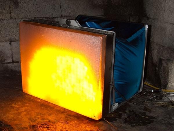 Digital fire training system