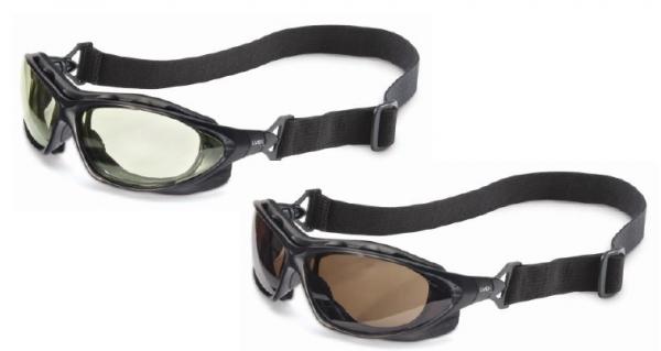 Versatile eye protection