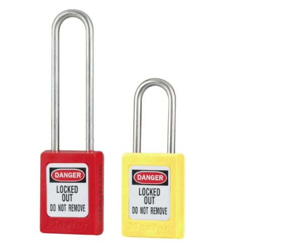 Master Lock global safety padlocks satisfy worldwide Safety Lockout applications