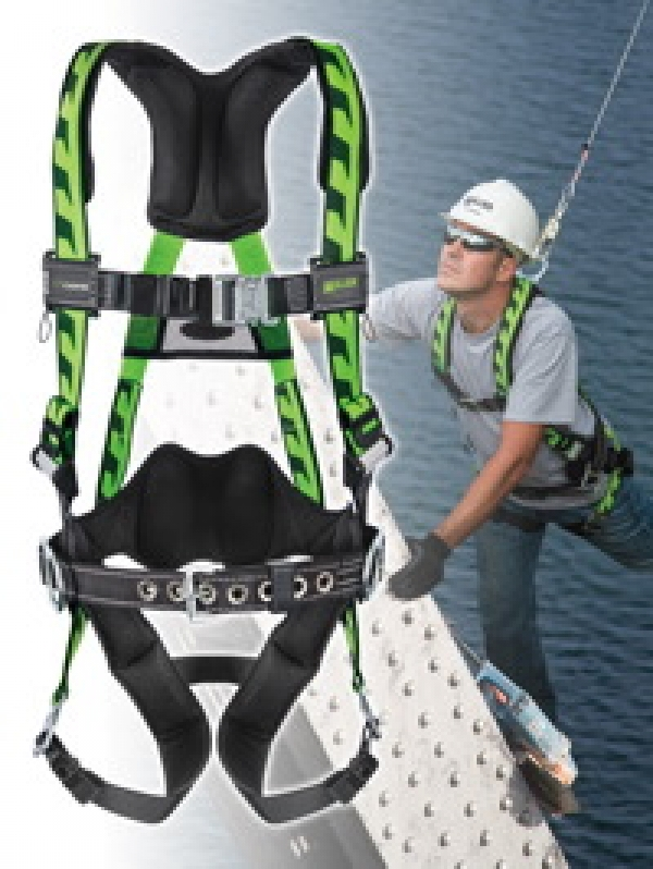 Lightweight fall protection