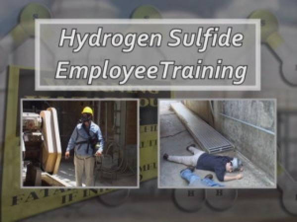 Hydrogen sulfide training video