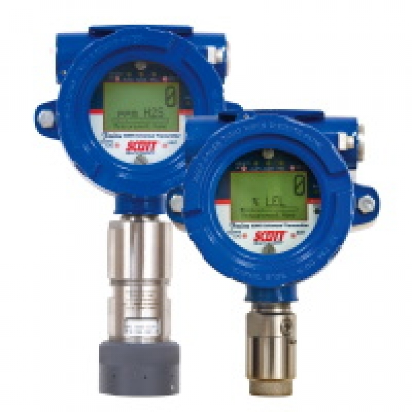 Gas detection transmitters