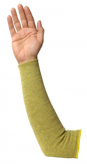 Cut resistant tube sleeve