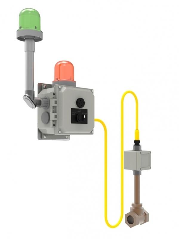Emergency fixture signalling