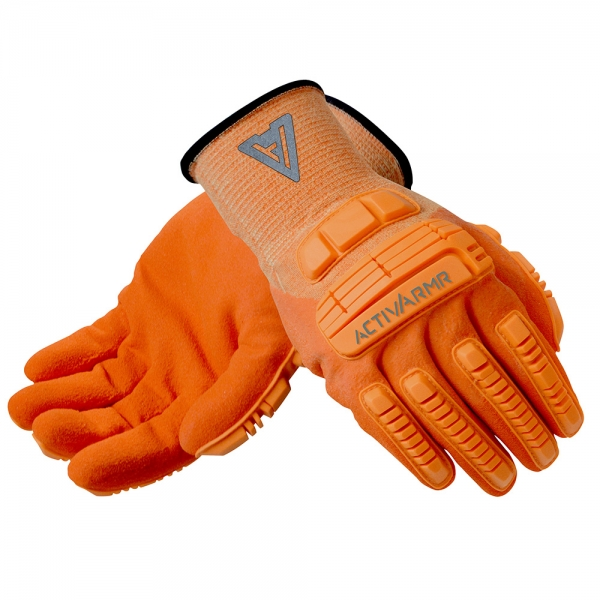 Grip glove for upstream