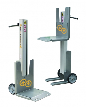 Powered lift hand truck