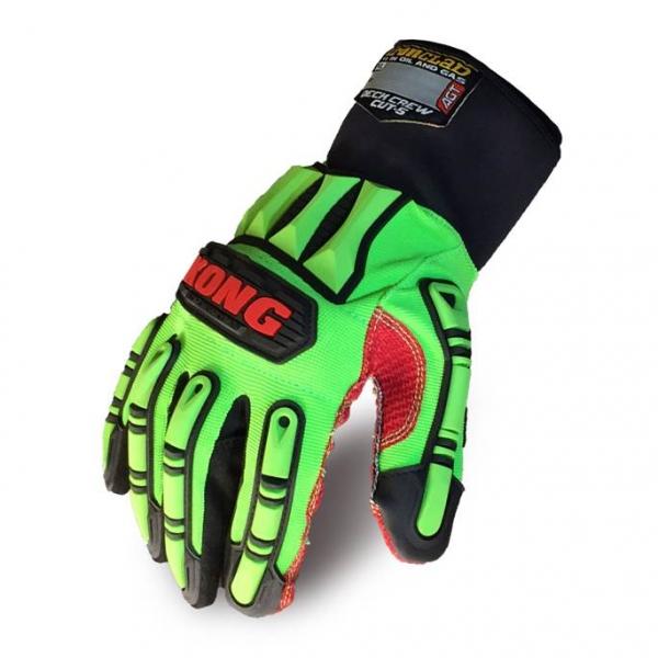 Deck crew glove