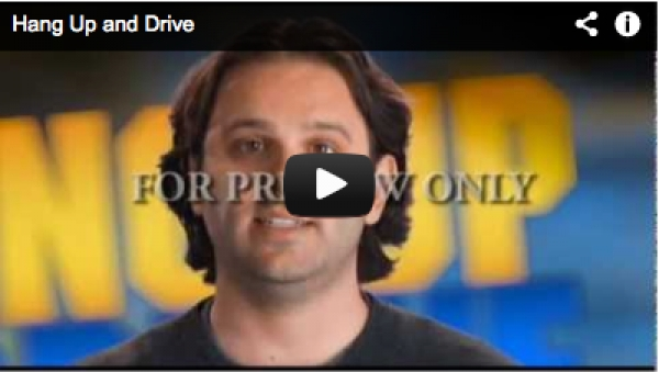 Safe driving DVD