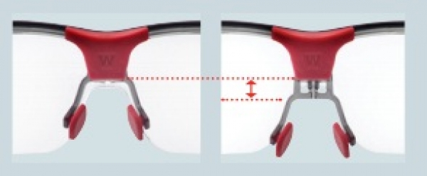 North Adaptec protective eyewear