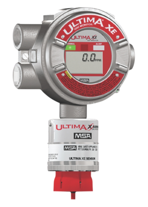 Ultima X gas monitor