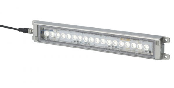 Work light for severe duty environments