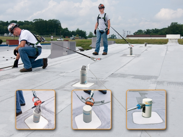 Designed for roofs