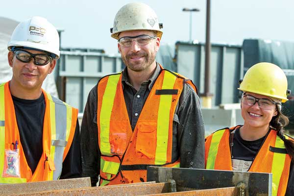 Monthly scorecards help Primoris Canada sites stay on track